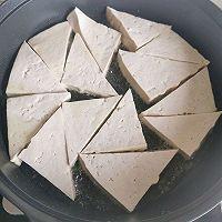 香煎老豆腐的做法图解3