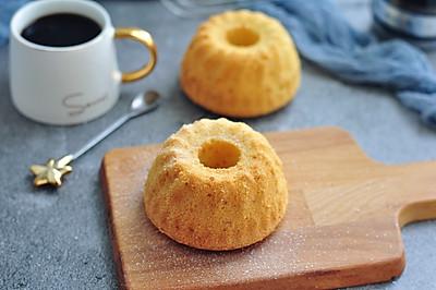 香橙萨瓦林戚风蛋糕