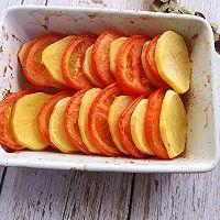 #秋天怎么吃#肉末番茄烤土豆的做法图解9