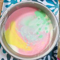 七色彩虹千层蛋糕的作法流程详解13