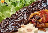 黑胡椒烤牛排的做法