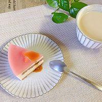 草莓慕斯蛋糕的做法图解10