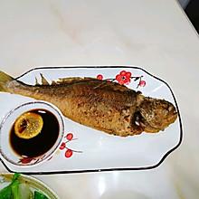香煎黄花鱼