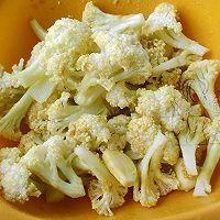 咖喱烤菜花 #Gallo橄露橄榄油#的做法图解5