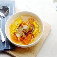 玉米南瓜汤