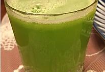 黄瓜苹果果汁的做法
