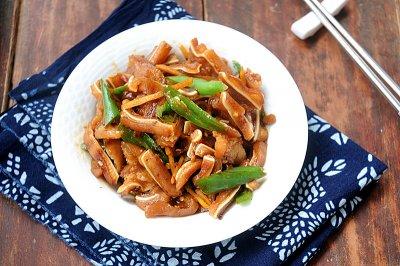 德国Miji爱心菜+最美味的下酒菜——香辣猪耳朵