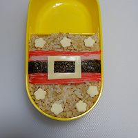 腰带炒饭便当盒的做法图解12