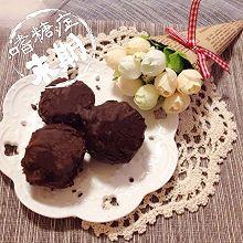 可爱迷你巧克力派(无油版)