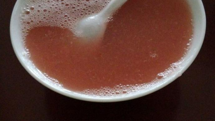 草莓苹果汁
