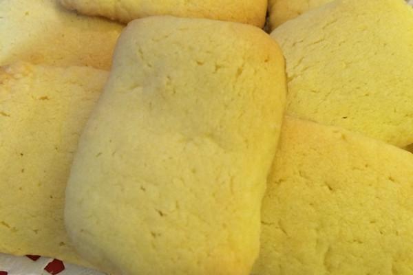 酥饼干的做法