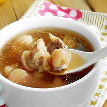 冰糖炖猪手--冬季暖身