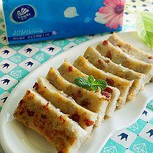 腊味芋头糕#维达与你韧享年夜范#