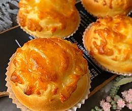 奶酪蛋黄酱培根卷的做法