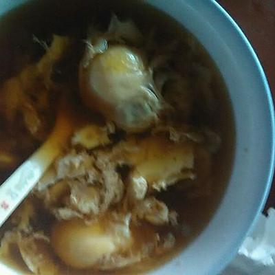 月子早餐:姜酒鸡蛋