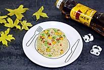 磷虾三鲜炒饭#金龙鱼外婆乡小榨菜籽油 我要上春碗#的做法