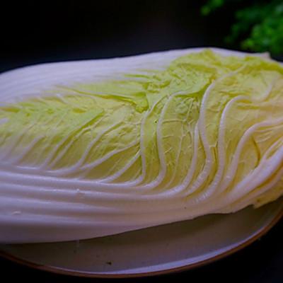 自制韩国泡菜的做法 步骤1