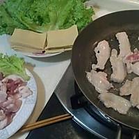 铁板五花肉(煎烤五花肉)的做法图解5
