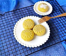 蒸玉米饼(粗粮主食系之越吃越美)#安佳幸福家常菜#的做法