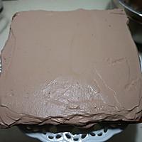 可可奶油果仁蛋糕#美的烤箱菜谱#的做法图解22