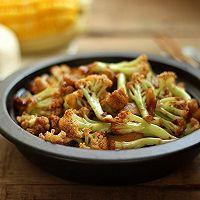 豆豉花菜的做法图解6