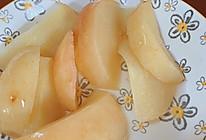 蒸苹果(宝宝拉肚子吃很管用)的做法