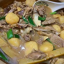 粤式古法羊肉煲