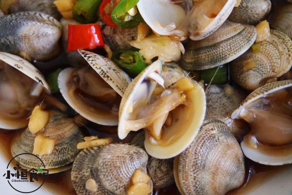生腌蛤蜊-炎夏消暑开胃神菜(低温冷冻法)的做法