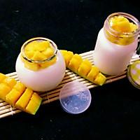 牛奶芒果布丁的做法图解11