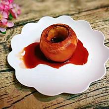 红酒烤苹果