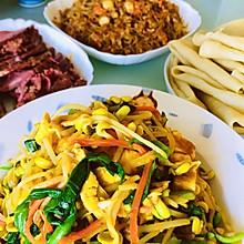 立春套餐—春饼&炒合菜&酱肘子酱牛肉