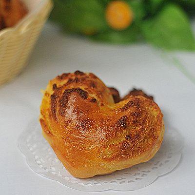 送给爱人的情人节礼物——椰蓉小面包