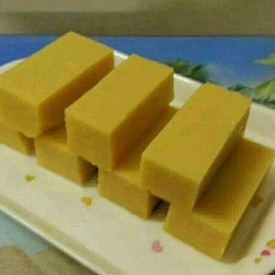 北京小吃——豌豆黄