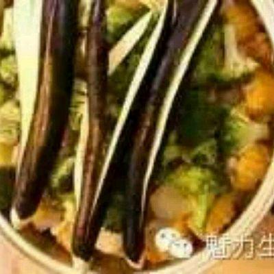 """食尚健康新美食""""一锅十三莱""""的做法 步骤6"""