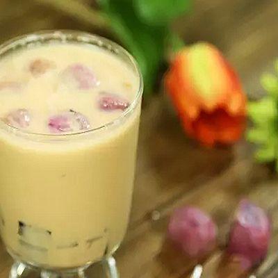 【微体】手工煮制 | 玫瑰仙草奶茶