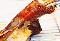 烤箱系列-蒜香Q弹脆皮烤鸡的做法