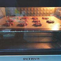 樱花曲奇饼干|空气炸锅版的做法图解12