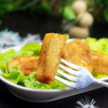 五香烤鳕鱼