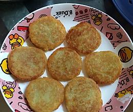 番薯饼的做法