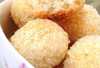 蛋白椰球的做法