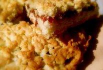 #蔓越梅试用#蔓越梅夹心酥蛋糕的做法