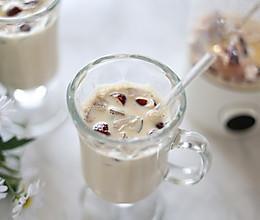 无糖红枣桂圆奶茶的做法