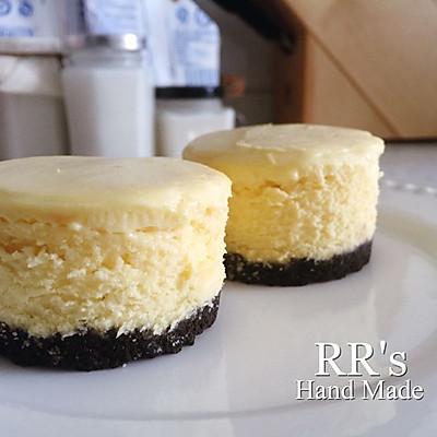 『复古点心』柠香重乳酪蛋糕