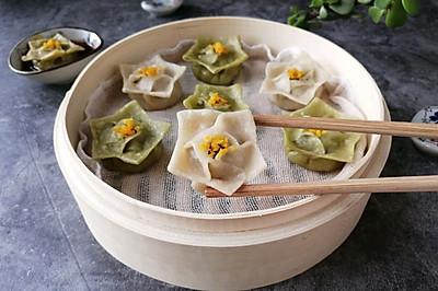 花式蒸饺-有颜值更美味!