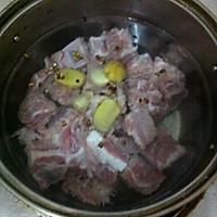 山药排骨炖山药的口味_【图解】做法莲藕炖排怎么形容莲藕菜品图片