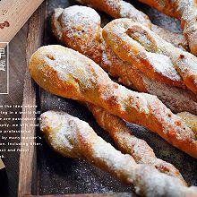 枫糖面包条