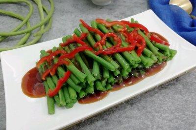 #硬核菜谱制作人#凉拌长豆角