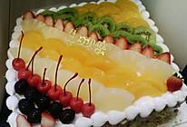 奶油蛋糕[蛋糕]的做法