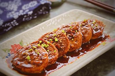 #童年不同样,美食有花样#香辣素鸡