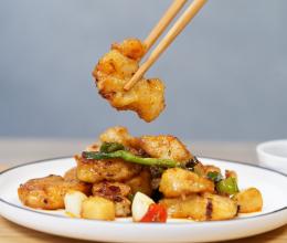 风味豆豉龙利鱼的做法